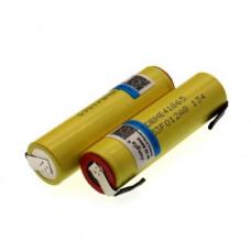Аккумуляторы LG DBHE4 18650 с выводами (Ni) 2500mAh