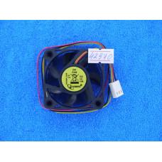 Вентилятор  50*50*10 3pin  D50SM-12AS,втулка,провод 25см