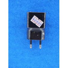 Адаптер 220 => 1*USB (без шнура) 5V 2A LivePower 1558/в839