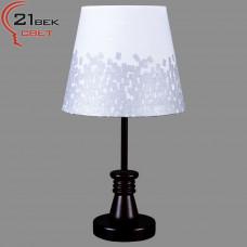 Светильник бытовой настоль. с абажур. на 1 лам( 220V 40W E27) 3066МТ