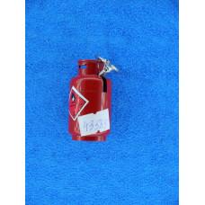 Зажигалка  брелок баллон газовый 1-824