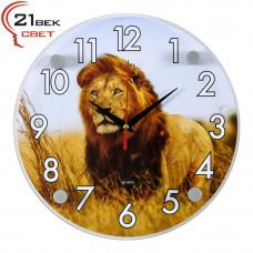 Часы настенные  24*24 CH RК 175 (2424-175) лев