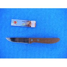 Кух. нож  дерев. ручка лезв. 7,5см SM026 /045154