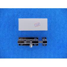 Шпингалет 807B 71мм хром   D-248  C-215  TD  /0003989 1/40/400