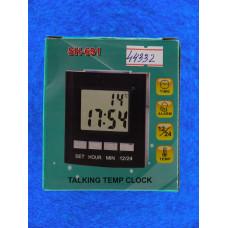 Часы будильник SH- 691 говорящие