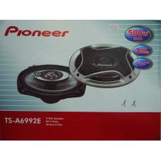 АвтоДинамики Pioneer 6*9 400w-1200wTS-A6992E/6995S решетки в комп 2шт