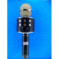 Колонка с функцией Караоке Микрофона Wster WS-858 (USB, microSD, AUX,