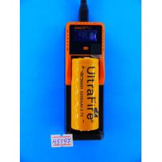 Зар. устр. для аккум. BORUIT C1 Li-ion 4.2V 500mAh пит.USB (на 1 аккум