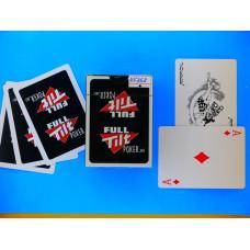 Карты игральные с пластиковым покрытием  РК-003 FULL TILT POKER