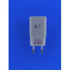 Адаптер 220 => 2*USB (разъем, без шнура)  5V 2,1A EP-TA800 без уп.