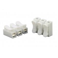 Соединитель эл. проводки для быстрого монтажа 3 pin (клавиша)