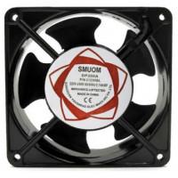 Вентилятор SMUOM  120*120*38 (220V-240V) улучшенный подшипник скольжен